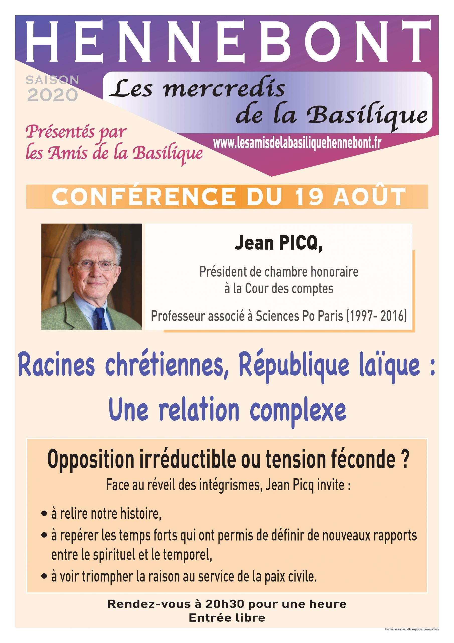 mercredis_de_la_basilique_conference_Jean_Picq_Notre_dame_de_paradis_Hennebont