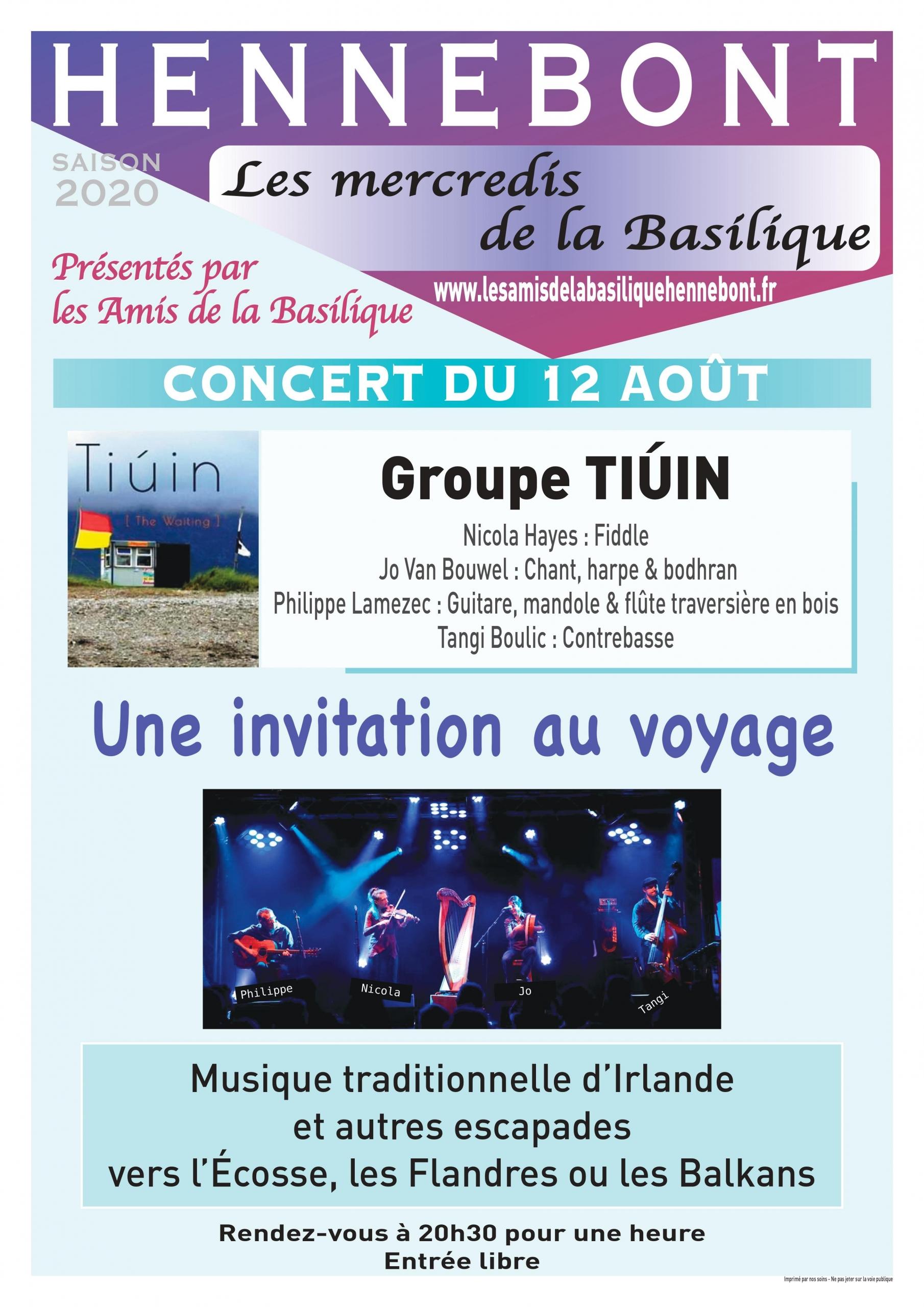 mercredis_de_la_basilique_concert_groupe_Tiuin_Notre_dame_de_paradis_Hennebont