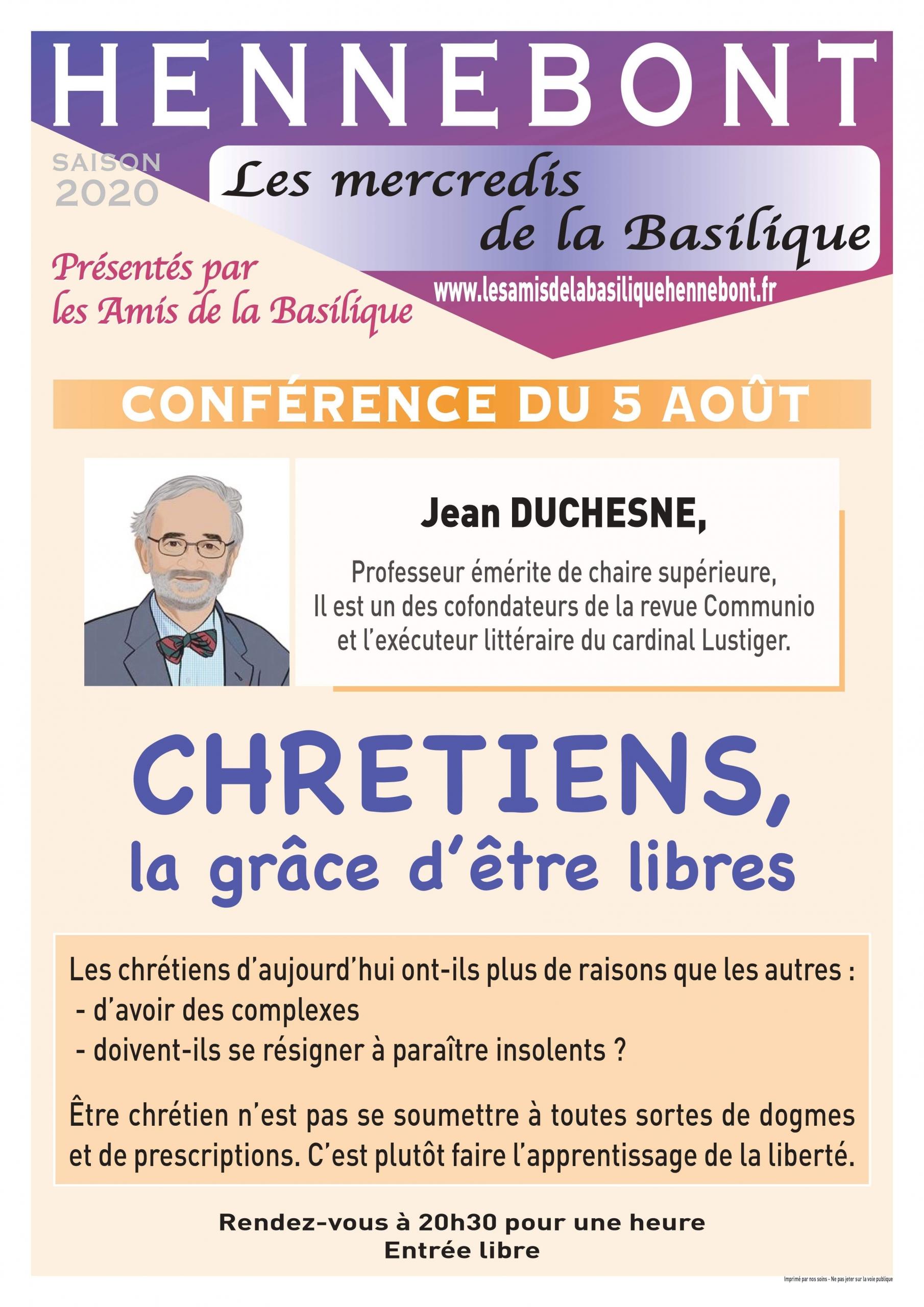 mercredis_de_la_basilique_conference_Jean_duchesnes_Notre_dame_de_paradis_Hennebont
